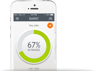 Téléchargez l'application Dario™ maintenant
